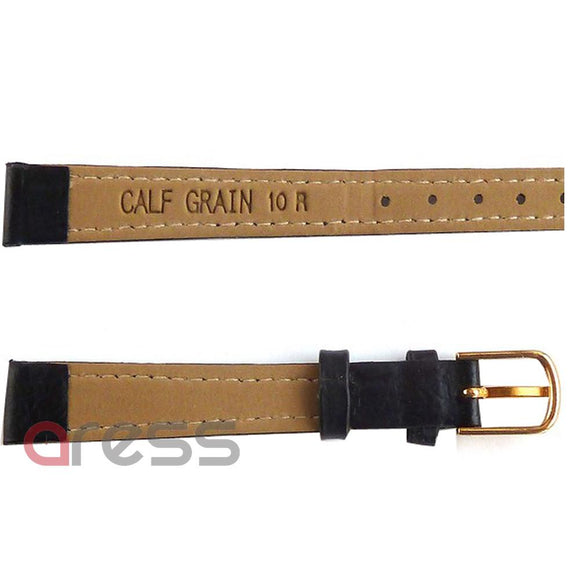 Quality CALF GRAIN Watch Straps (12 pieces) (1003)
