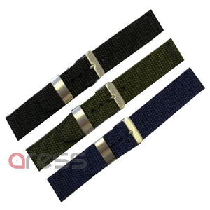 NYLON WATCH STRAPS-5pc
