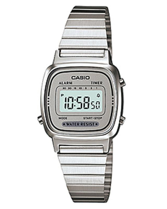 Casio Ladies Digital Watch LA-670WA