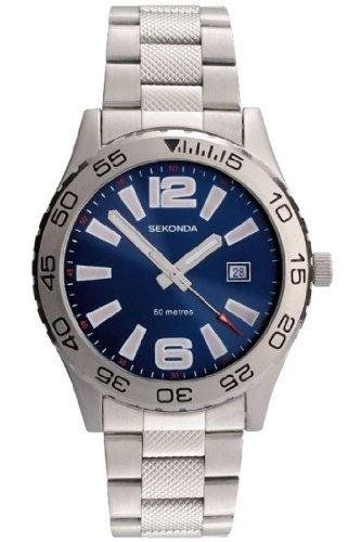 Sekonda 3253 Gents Stainless Steel Bracelet Watch