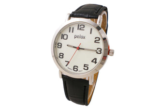 Pelex Basic Quartz on strap - assorted dials 10pcs