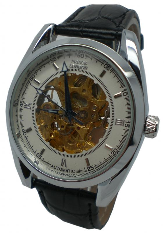 P LONDON- AUTOMATIC WATCH -107