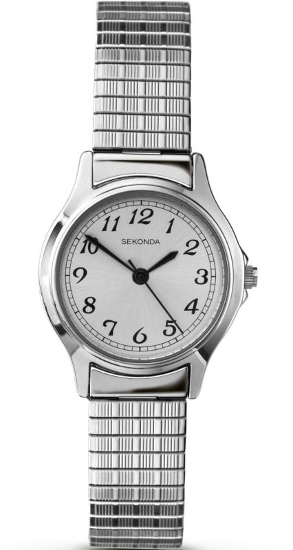 Sekonda 4133b Ladies Expanding Bracelet Watch