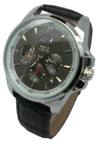 P-London Automatic sun/Moon Dial on strap - 103