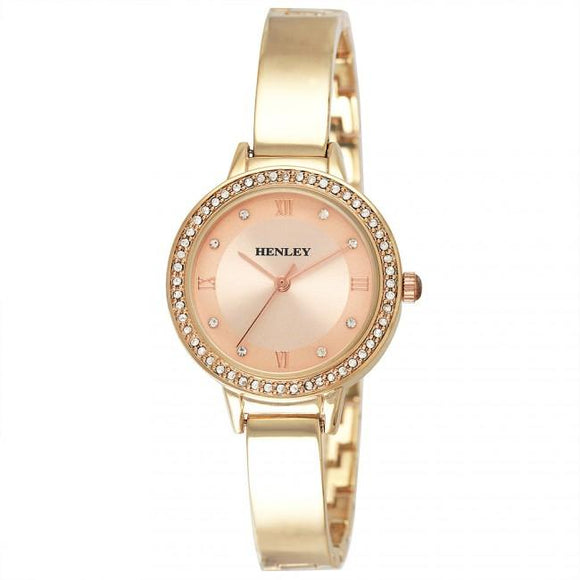 Henley H07271.44 rose Gold Bracelet watch