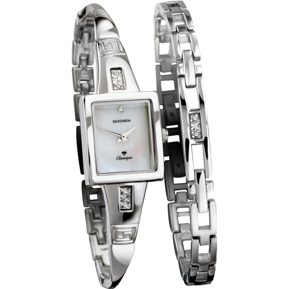 Ladies Sekonda Gift Set Watch 4242G