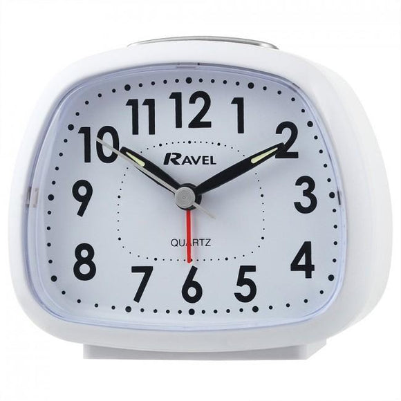 RAVEL RC028 QUARTZ ALARM CLOCK