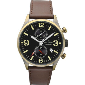 Accurist Gents Chrono Military Style 7023