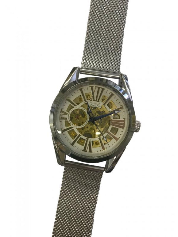 P-London Automatic on Mesh bracelet- 106