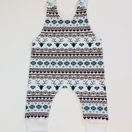 Winter Romper 3-6 Months