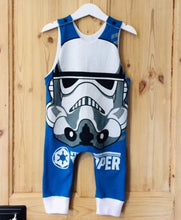 Load image into Gallery viewer, Storm Trooper Bespoke Romper