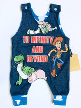Load image into Gallery viewer, Toy Story Bespoke Romper