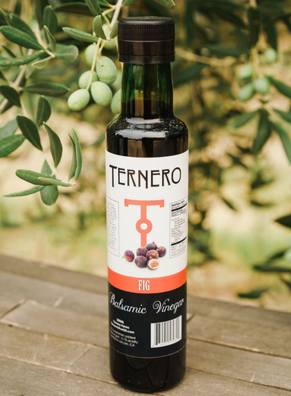 Ternero Classic Fig Balsamic Vinegar