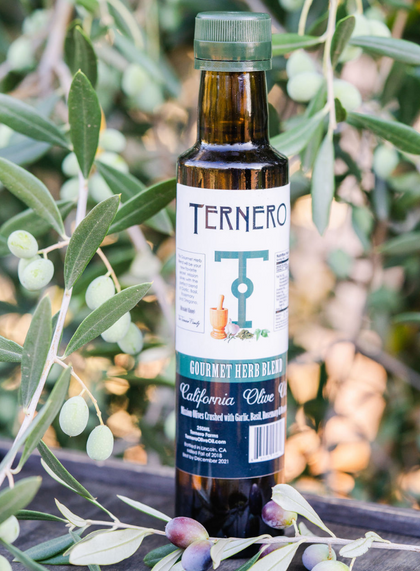 Extra Virgin Olive Oil - Gourmet Herb Blend
