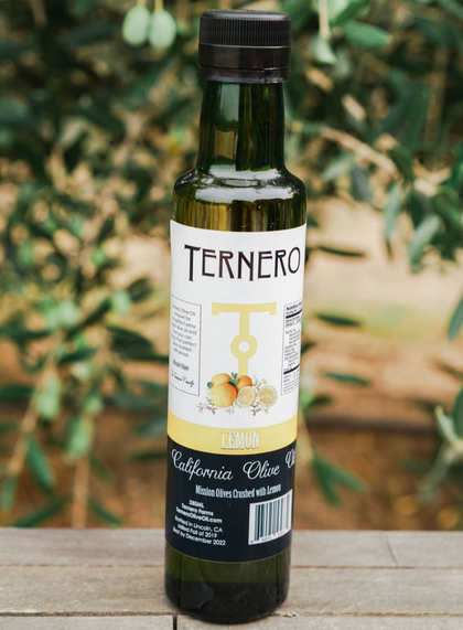 Extra Virgin Olive Oil - Lemon