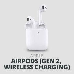 Airpod Skins (Gen 2, Wireless Charging Skins)