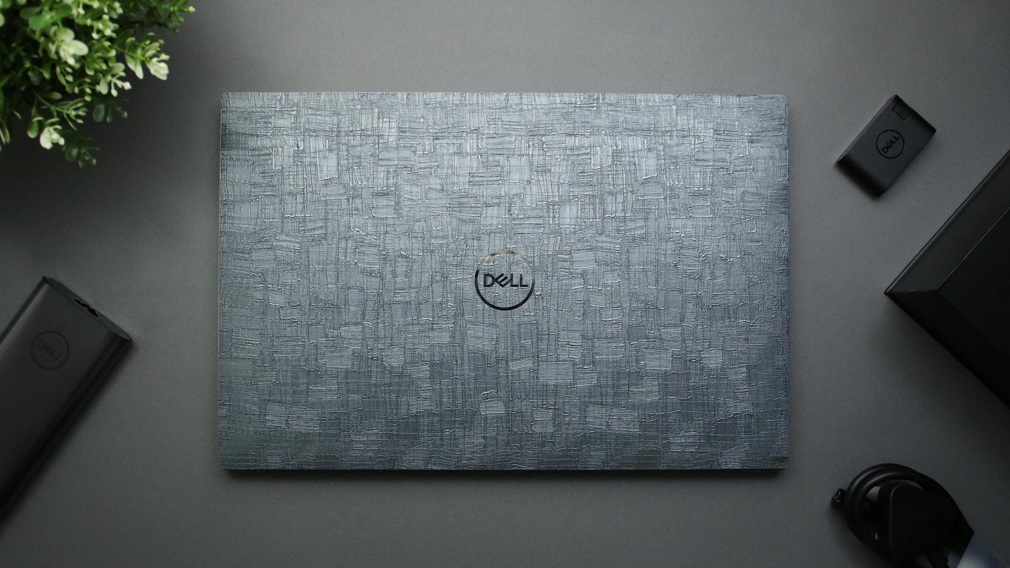 Dell XPS 17 (9700) Carved Charcoal Skins