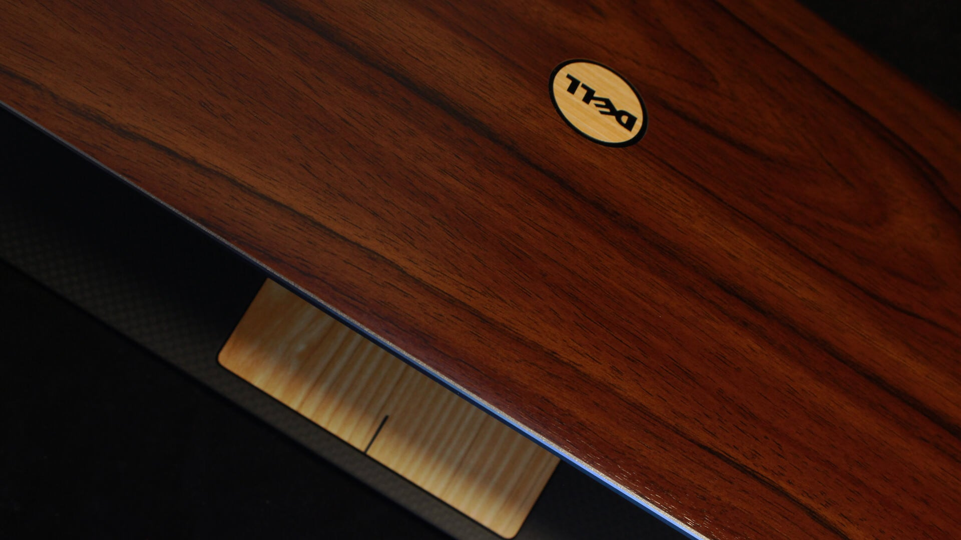 Dell XPS13 Walnut Wood Skins