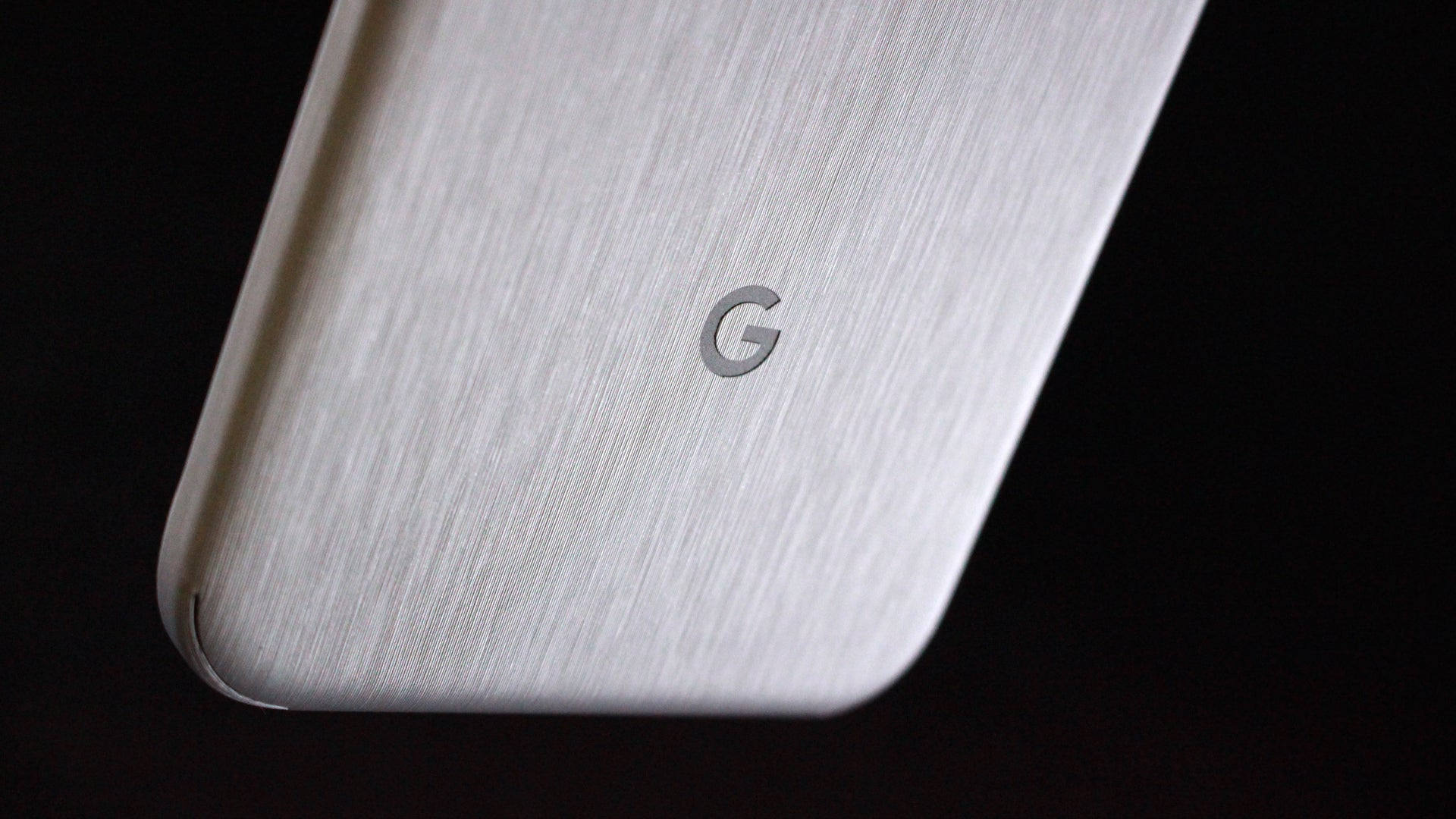 Google Pixel XL Brushed Aluminium Skins