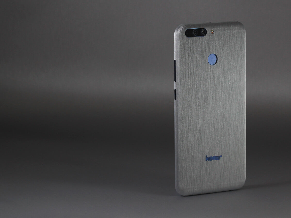 Honor 8 Pro Brushed Aluminium Skins