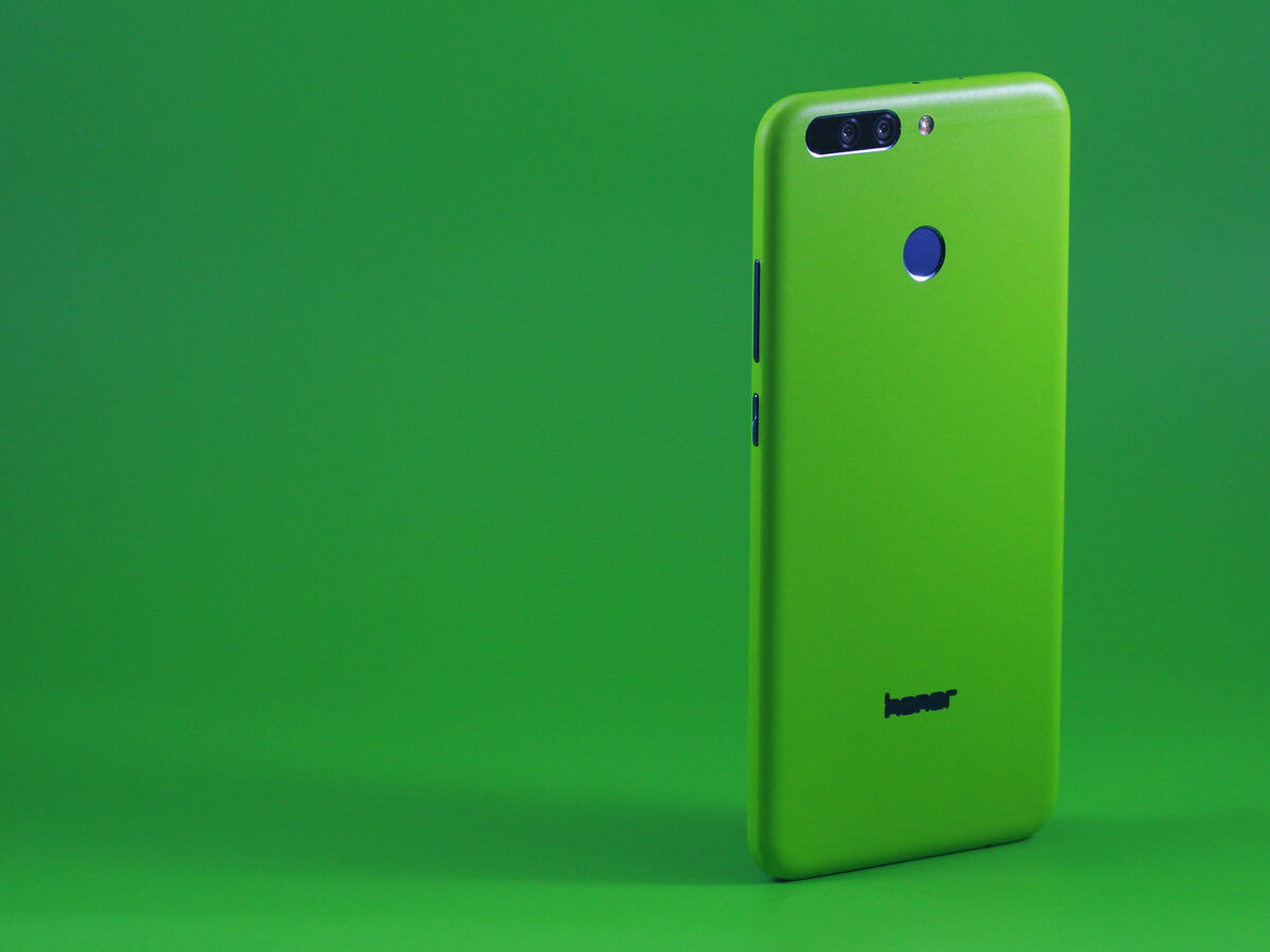 Honor 8 Pro Matt Green Skins