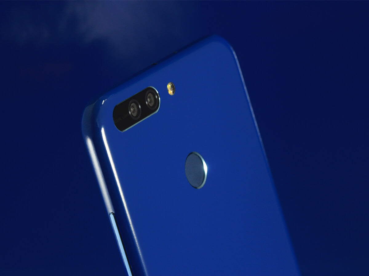 Honor 8 Pro Ultra Marine Gloss Skins