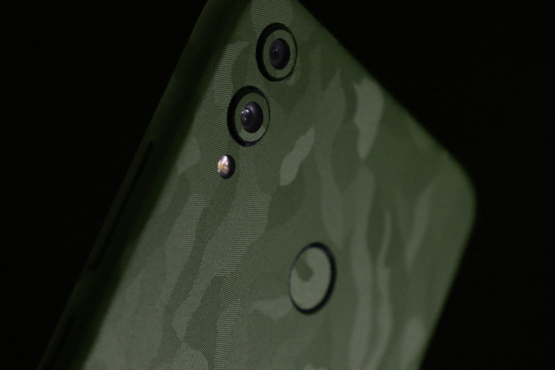 Honor 8X Green Camo Skins