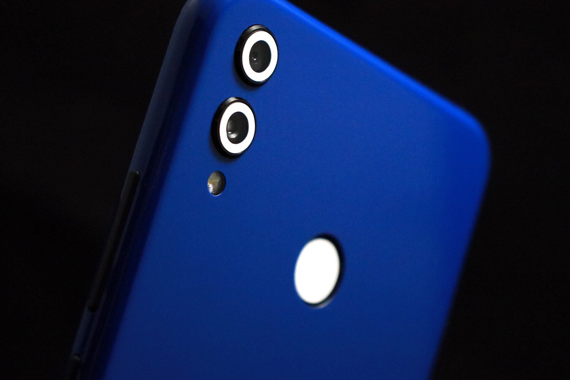 Honor 8X Ultra Marine Gloss and White Gloss Skins