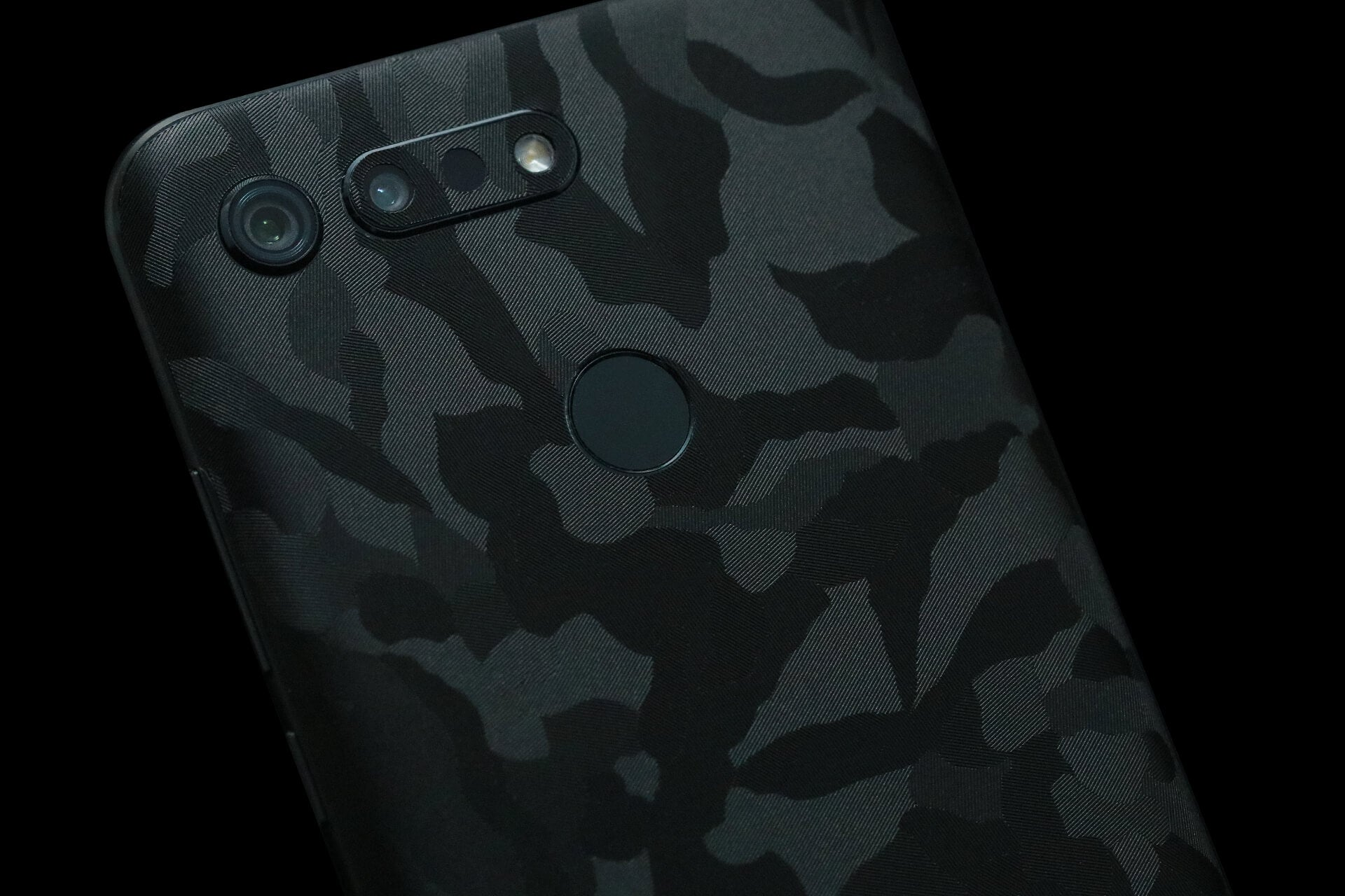 Honor View 20 Black Camo Skins