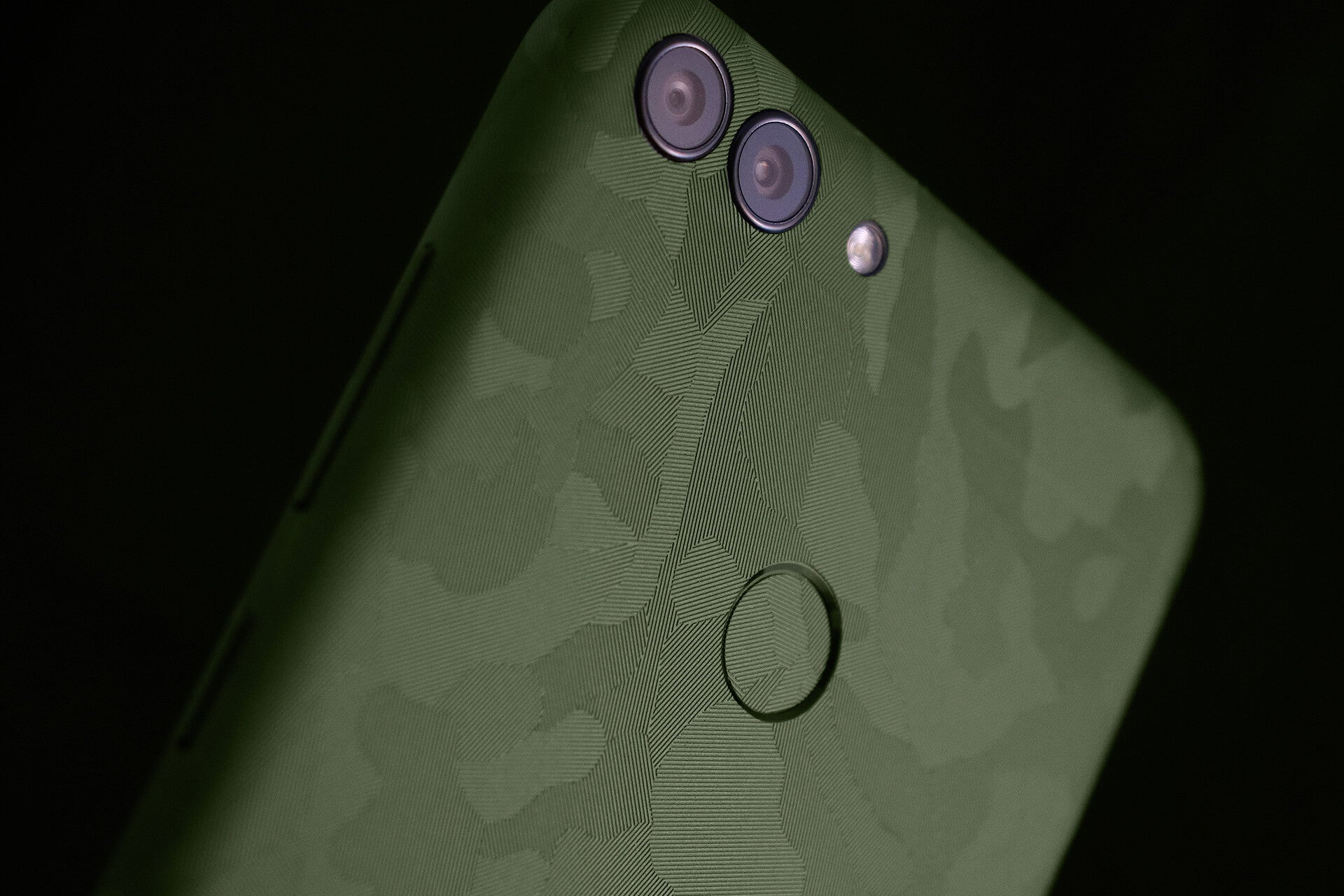 Huawei P Smart Green Camo Skins