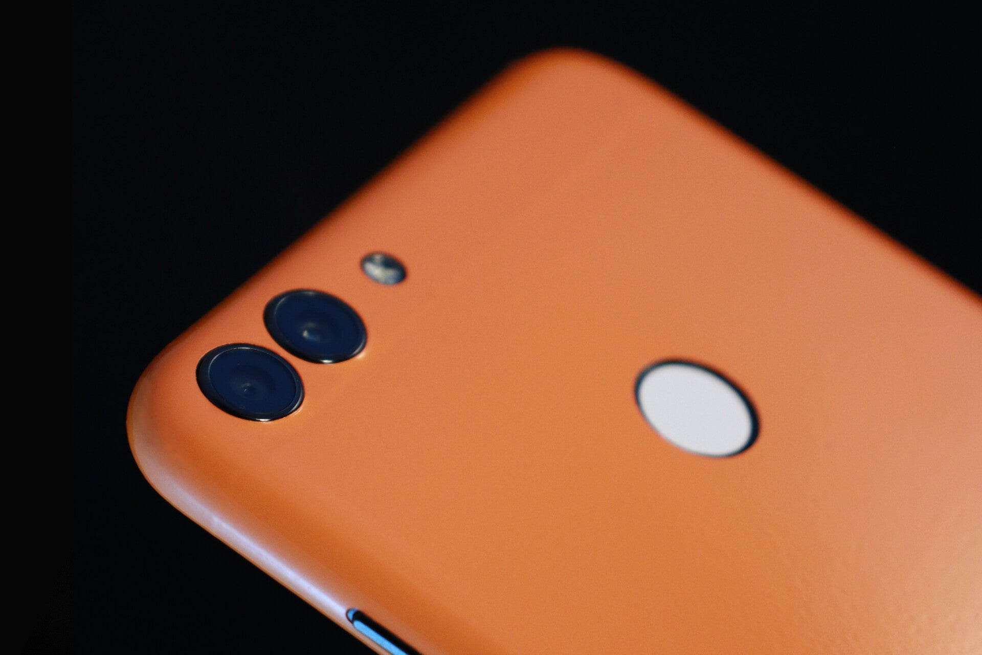 Huawei P Smart Sunset Orange Gloss Skins