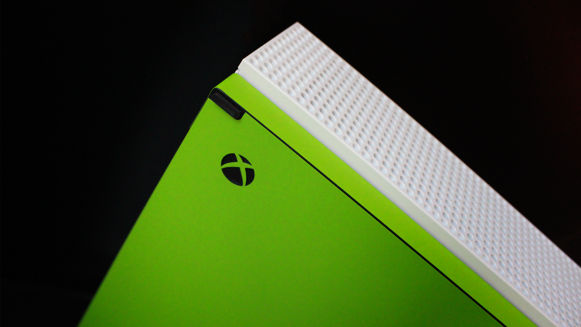 Xbox One S Skins Matt Green