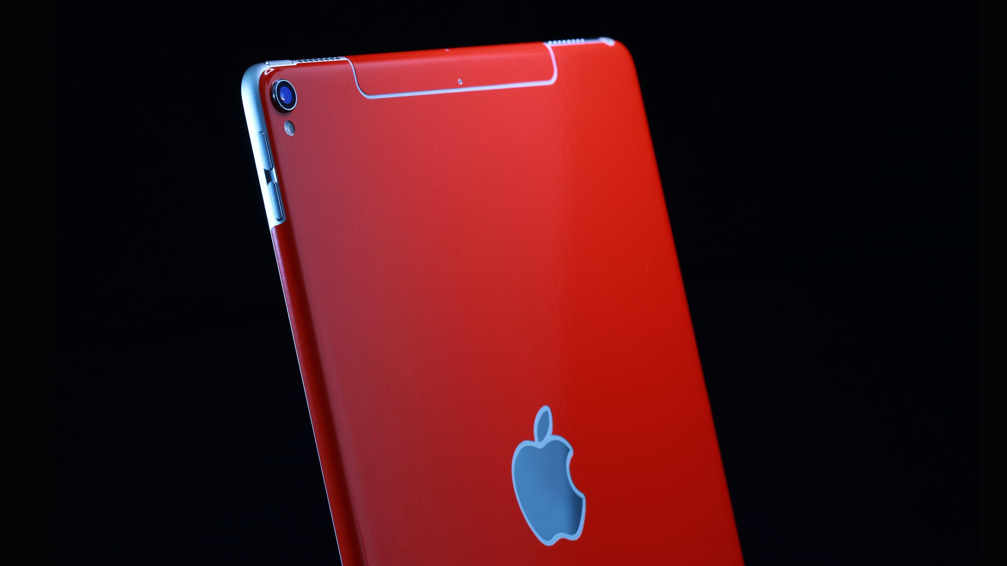 iPad Pro 10.5 Dragon Red Gloss Skins