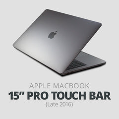"MacBook Pro 15"" Touch Bar 2016 Skins"