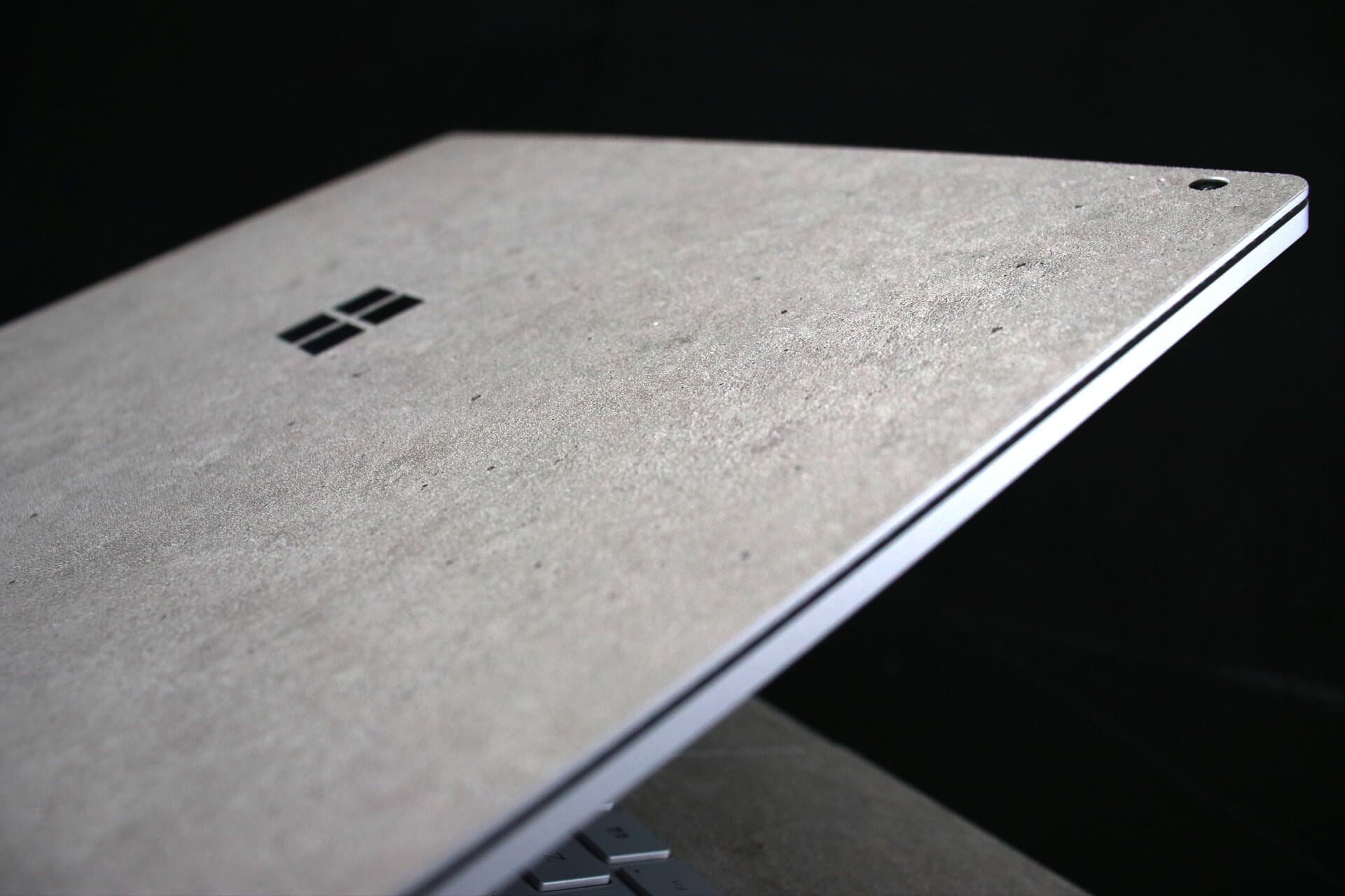 "Microsoft Surface Book 2 13.5"" Sahara Concrete Skins"