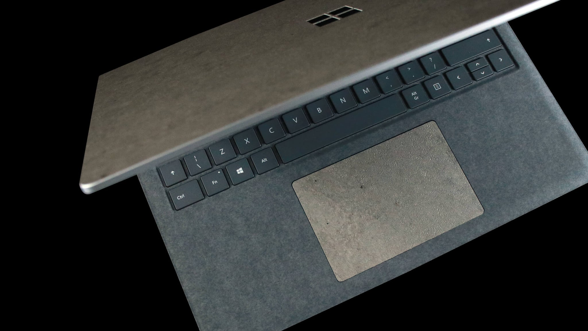 Microsoft Surface Laptop 3 Sahara Concrete Skins