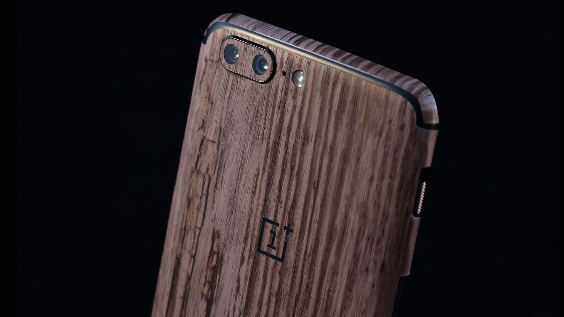 OnePlus 5 Driftwood Skins