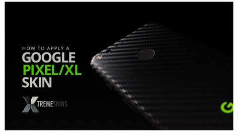 how to install a google pixel skin