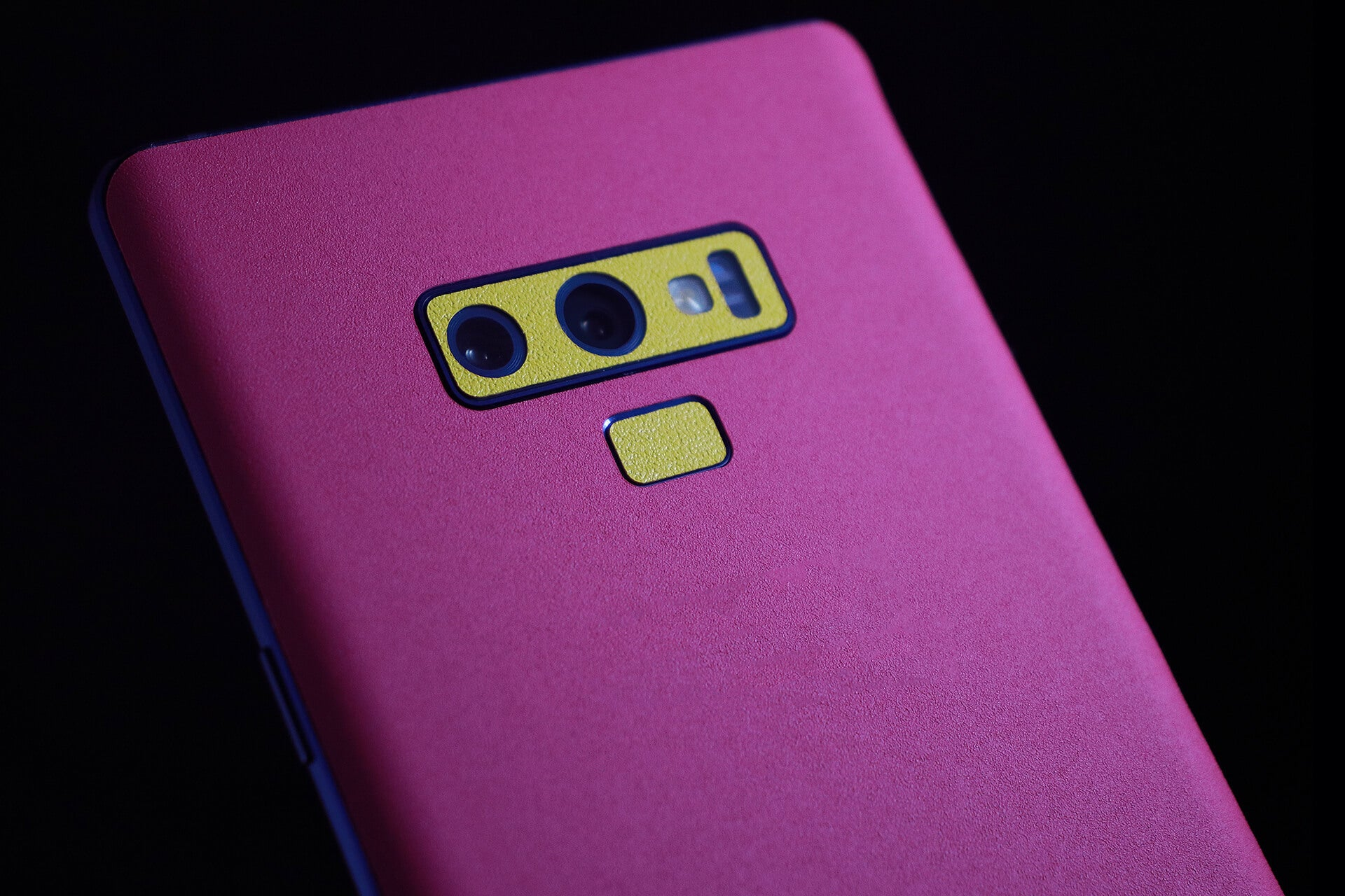 Samsung Galaxy Note 9 True Colour Pink Skins