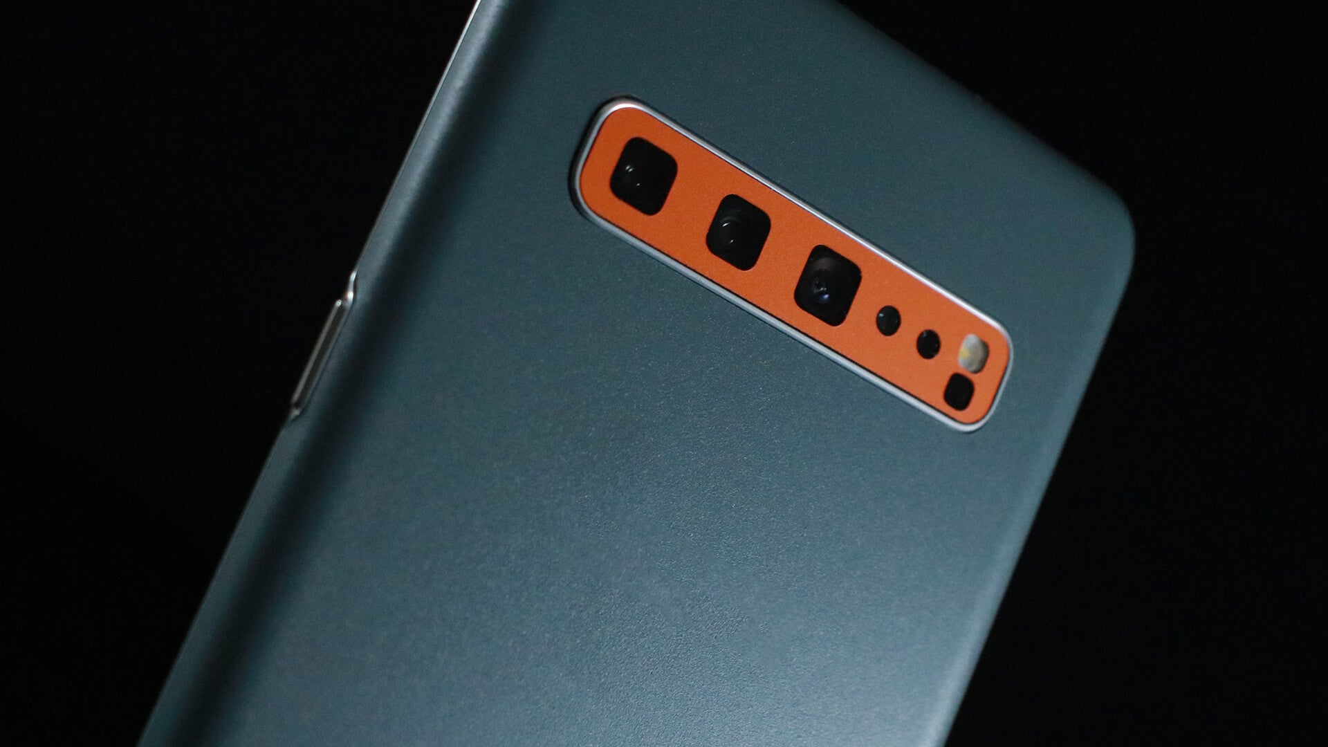 Samsung Galaxy S10 5G Matt Grey Skins
