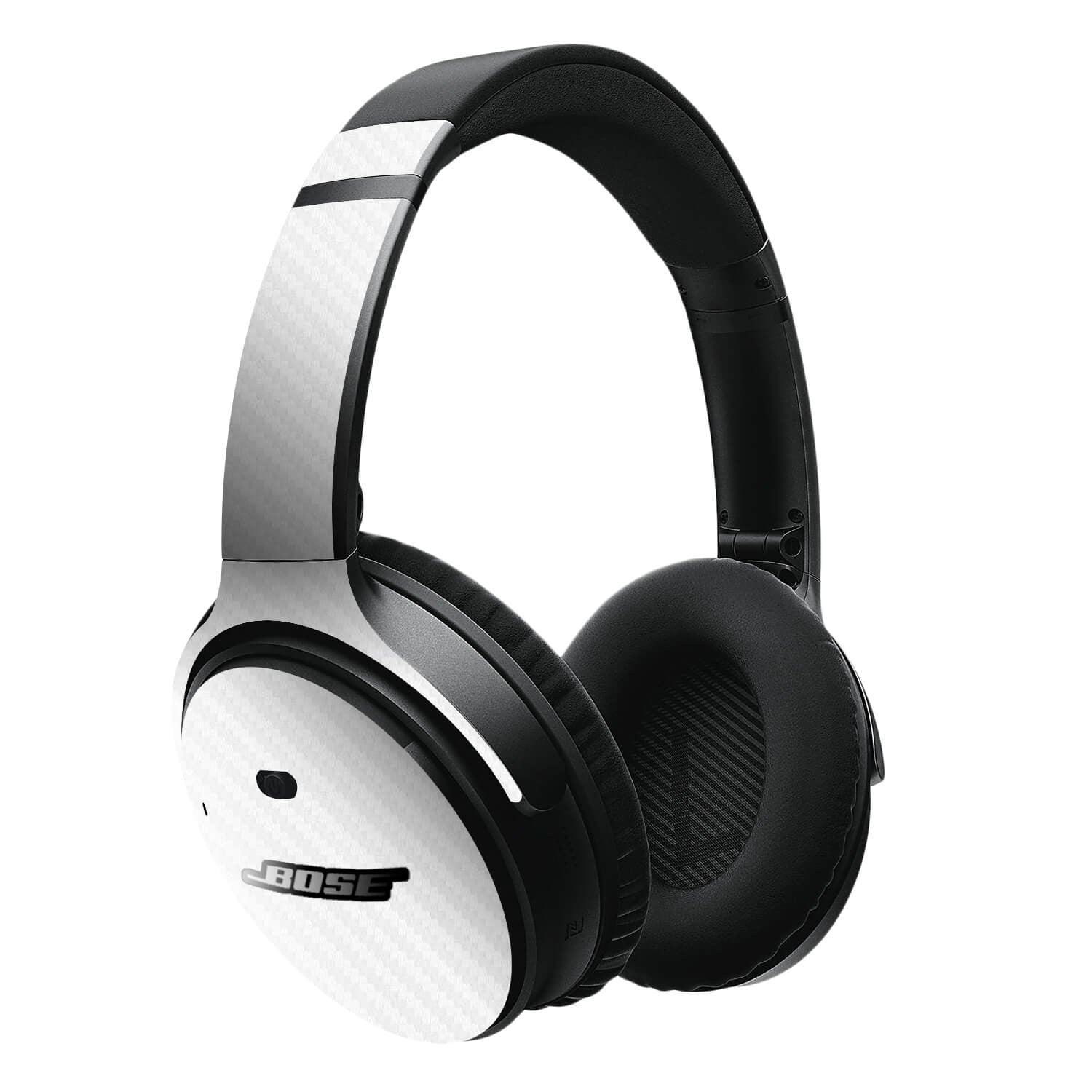 bose qc25. bose qc25 headphone white carbon skin qc25 t