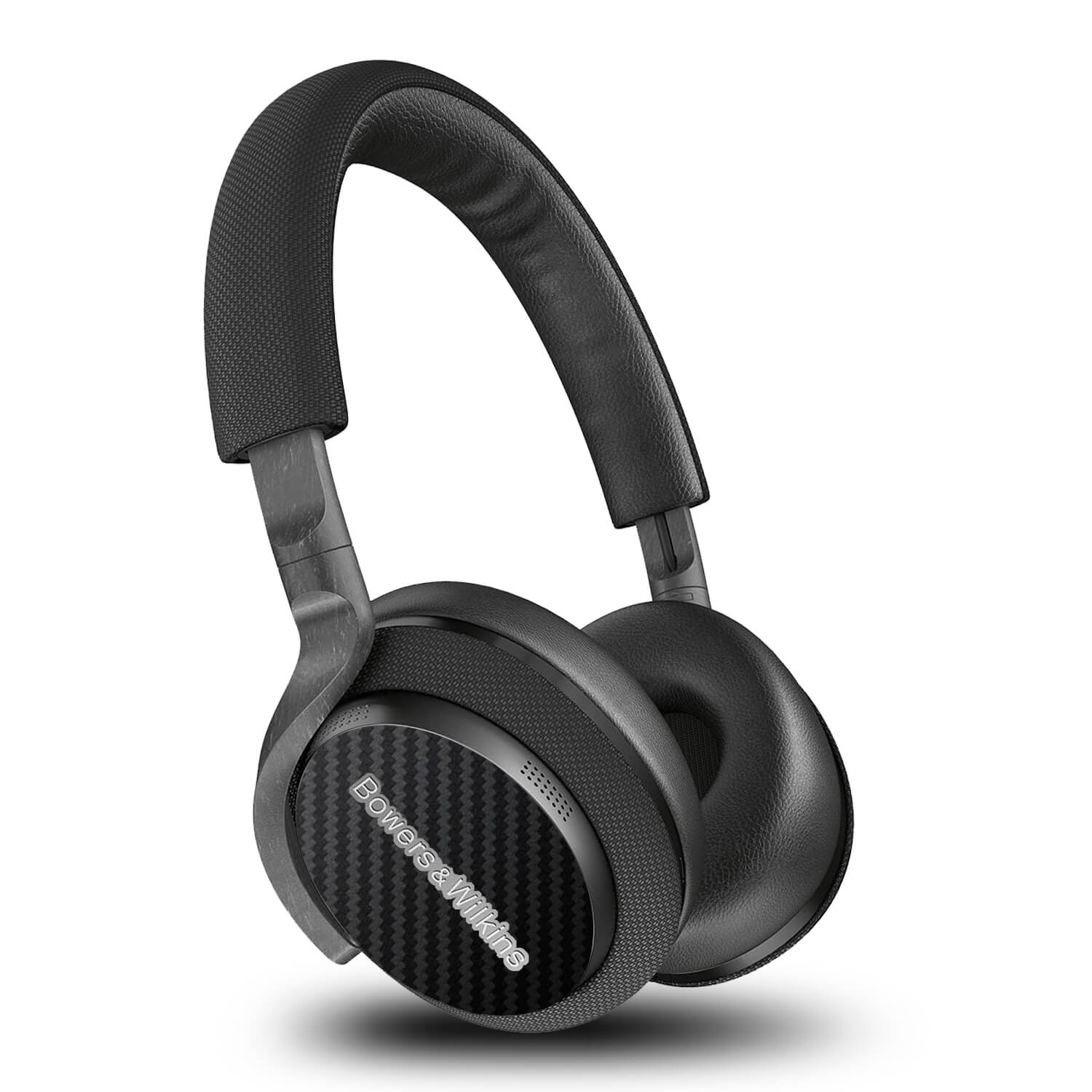 Bowers and Wilkins PX5 Headphone Black Carbon Fibre Skins