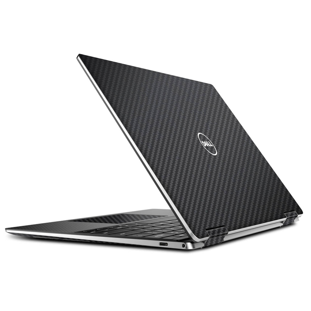 Dell XPS 13 2-in-1 (9310) Black Carbon Fibre Skins