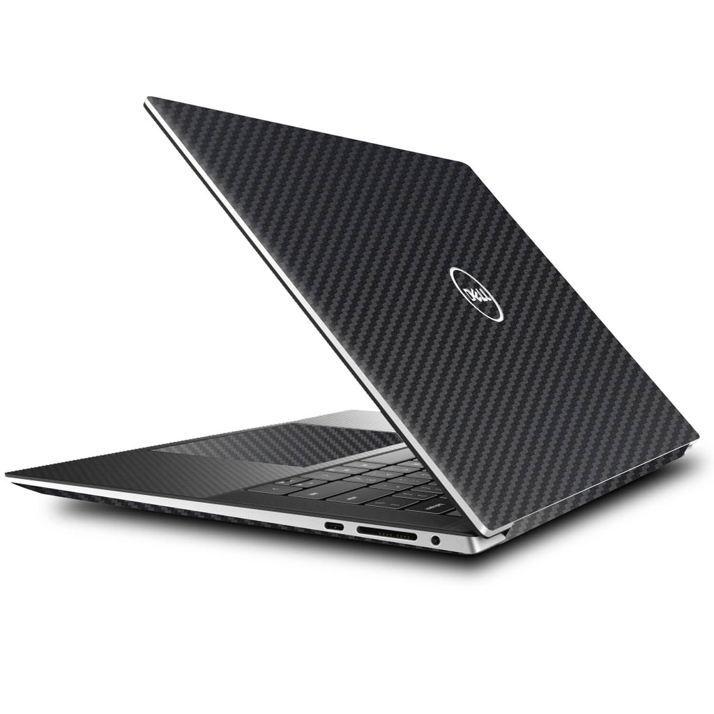Dell XPS 15 (9500) Black Carbon Fibre Skins