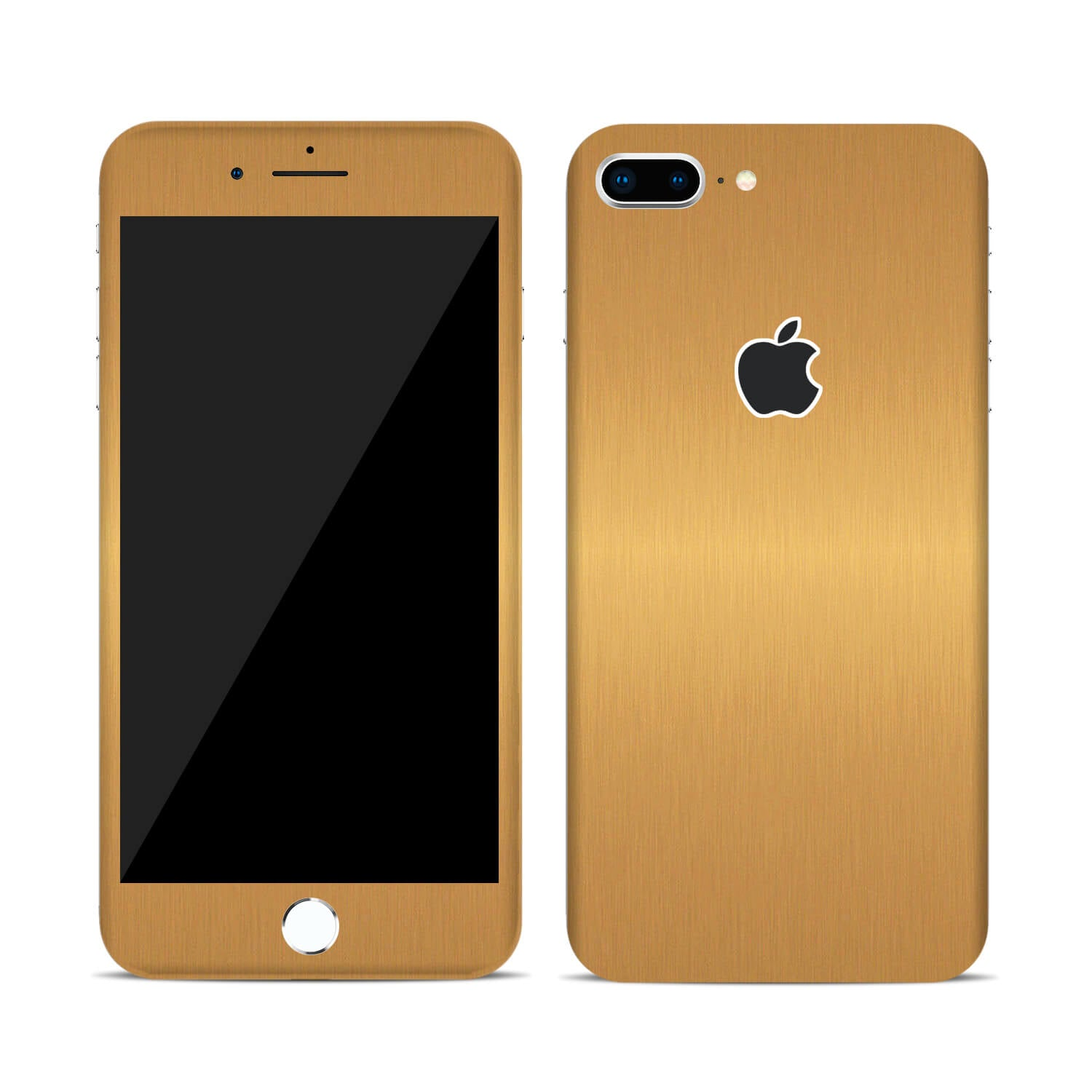 Iphone S Gold Screen Protector