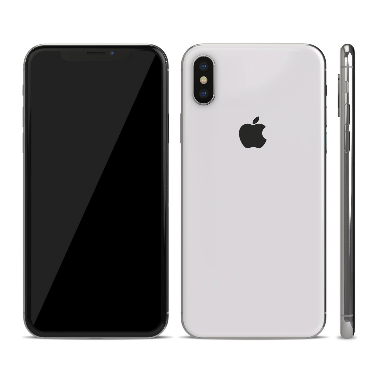 sale retailer e35ff f78be iPhone X Skins