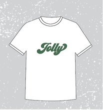 Load image into Gallery viewer, JOLLY FLOCKED TEE