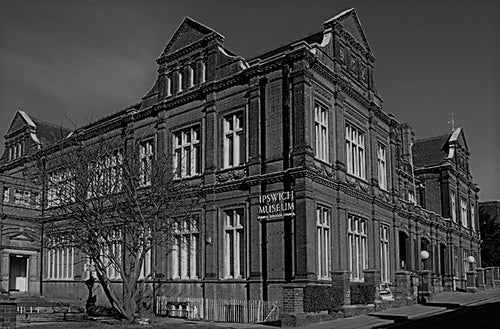 Ipswich Museum Paranormal Evening Saturday 21st November 2020