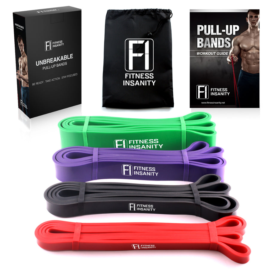 Fitness Insanity Pull Up Bands