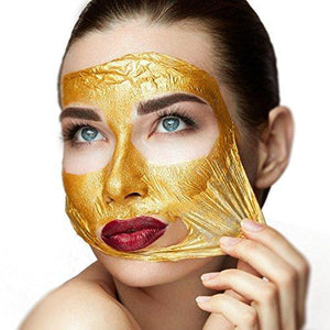 SUPER 24K GOLD FACE MASK